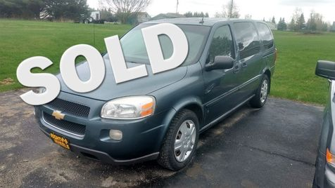 2006 Chevrolet Uplander LS in Derby, Vermont