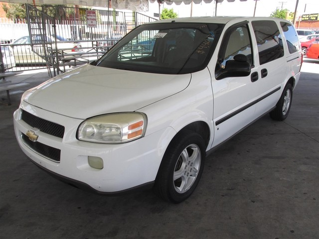 2006 Chevrolet Uplander LS Fleet This particular Vehicles true mileage is unknown TMU Please c