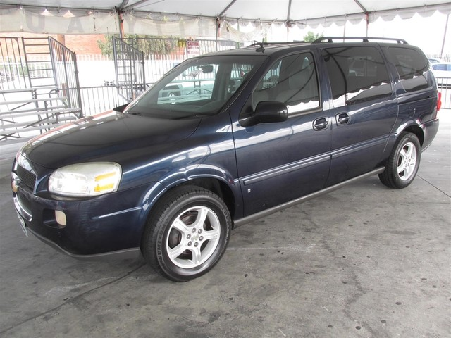 2006 Chevrolet Uplander LT w1LT This particular Vehicle comes with 3rd Row Seat Please call or e