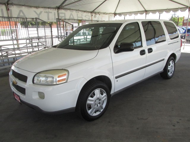 2006 Chevrolet Uplander LS Fleet This particular Vehicle comes with 3rd Row Seat Please call or e