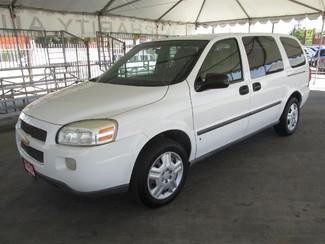 2006 Chevrolet Uplander LS Fleet Gardena, California
