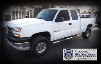 2006 Chevy Silverado 2500HD Work Truck Chico, CA
