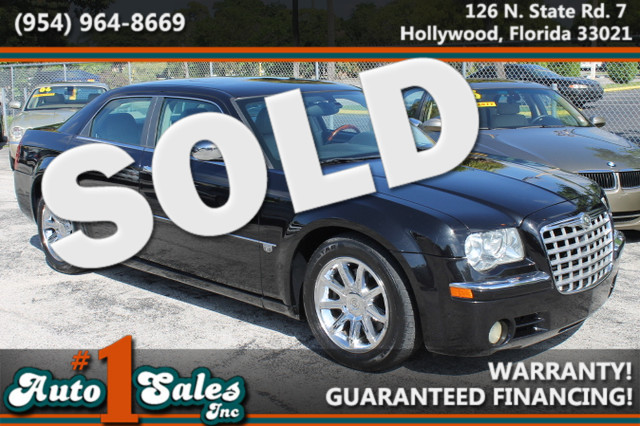 2006 Chrysler 300 C  WARRANTY CARFAX CERTIFIED FLORIDA VEHICLE TRADES WELCOME   Chrysle