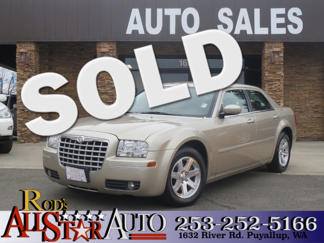 2006 Chrysler 300 Touring The CARFAX Buy Back Guarantee that comes with this vehicle means that yo