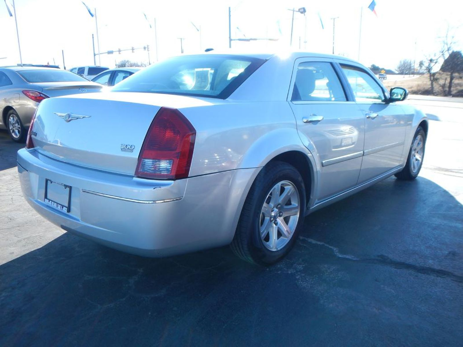 2006 Chrysler 300 Touring City Tx Brownings Reliable Cars Trucks