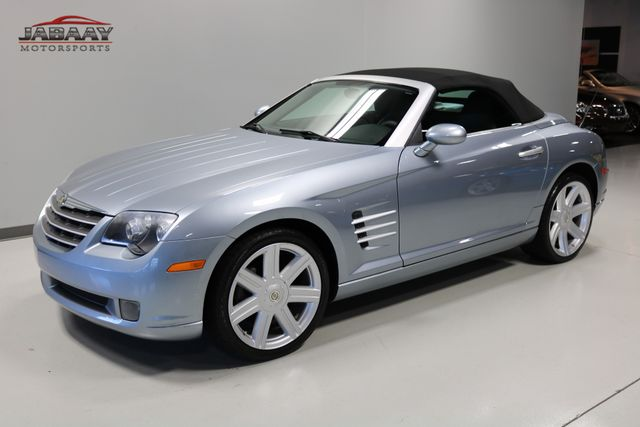 2006 Chrysler Crossfire Limited Merrillville, Indiana 23