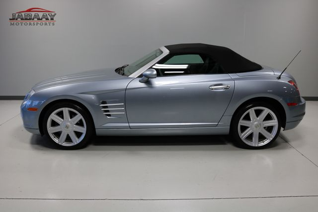 2006 Chrysler Crossfire Limited Merrillville, Indiana 24