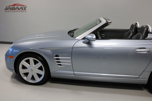 2006 Chrysler Crossfire Limited Merrillville, Indiana 30