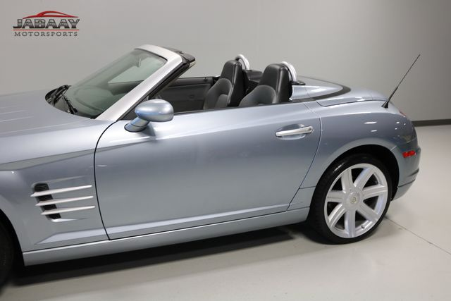2006 Chrysler Crossfire Limited Merrillville, Indiana 31