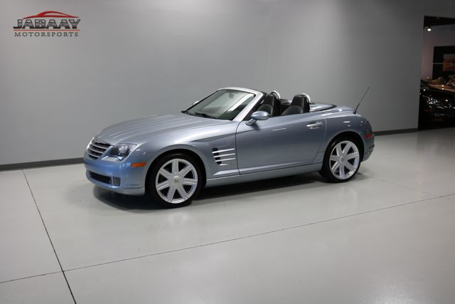 2006 Chrysler Crossfire Limited Merrillville, Indiana 32