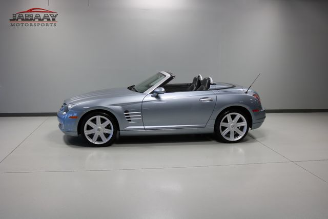 2006 Chrysler Crossfire Limited Merrillville, Indiana 33