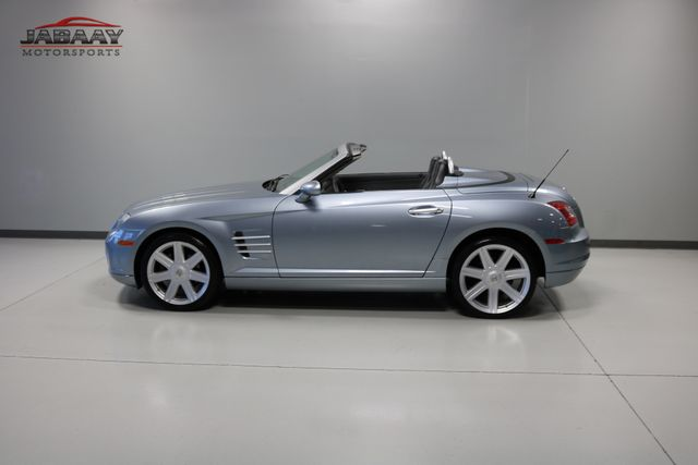 2006 Chrysler Crossfire Limited Merrillville, Indiana 34