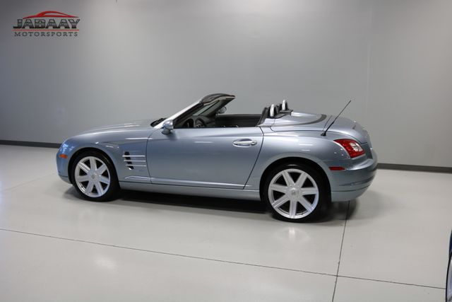 2006 Chrysler Crossfire Limited Merrillville, Indiana 35