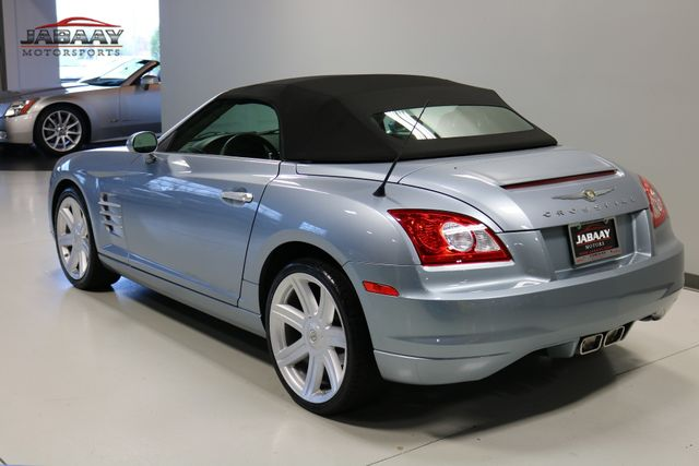 2006 Chrysler Crossfire Limited Merrillville, Indiana 25