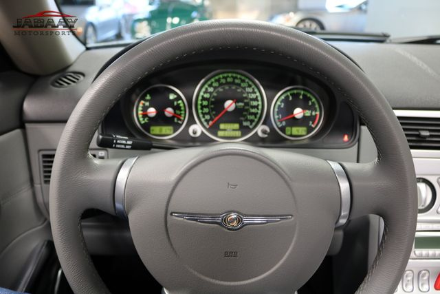 2006 Chrysler Crossfire Limited Merrillville, Indiana 15