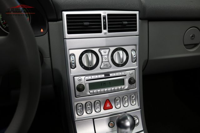 2006 Chrysler Crossfire Limited Merrillville, Indiana 17