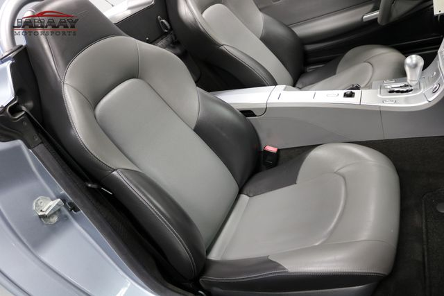 2006 Chrysler Crossfire Limited Merrillville, Indiana 12