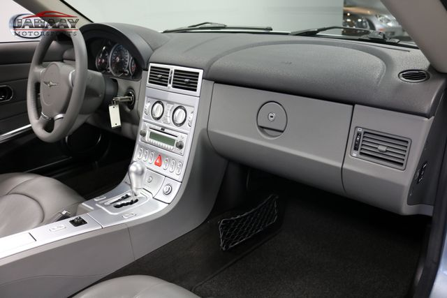 2006 Chrysler Crossfire Limited Merrillville, Indiana 14