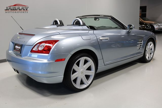 2006 Chrysler Crossfire Limited Merrillville, Indiana 4