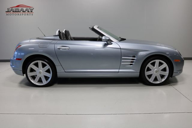 2006 Chrysler Crossfire Limited Merrillville, Indiana 5