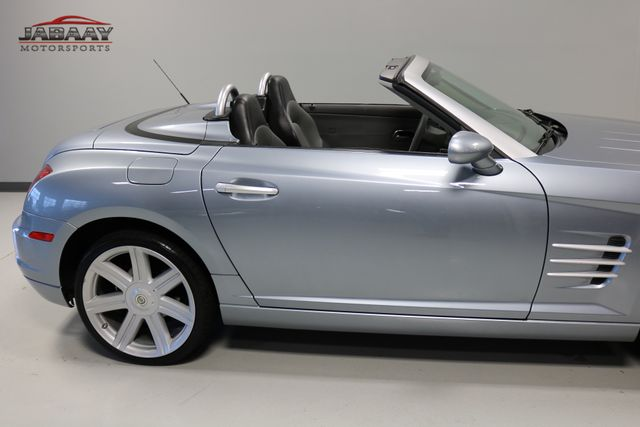 2006 Chrysler Crossfire Limited Merrillville, Indiana 36