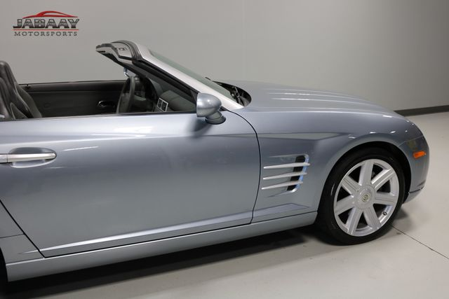 2006 Chrysler Crossfire Limited Merrillville, Indiana 37