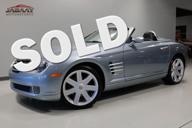2006 Chrysler Crossfire Limited Merrillville, Indiana 0