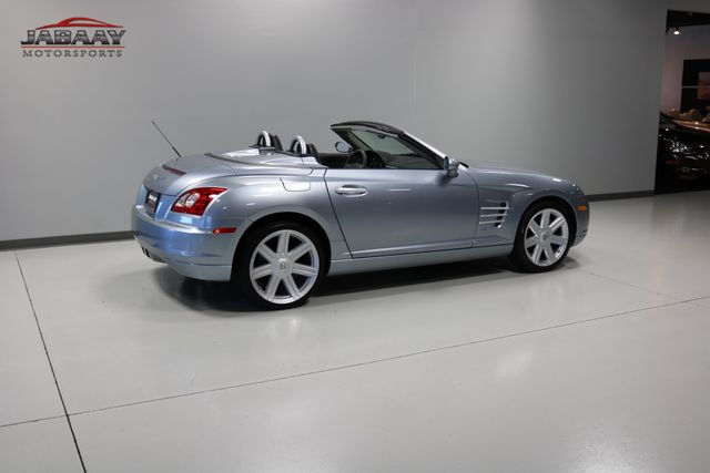 2006 Chrysler Crossfire Limited Merrillville, Indiana 38