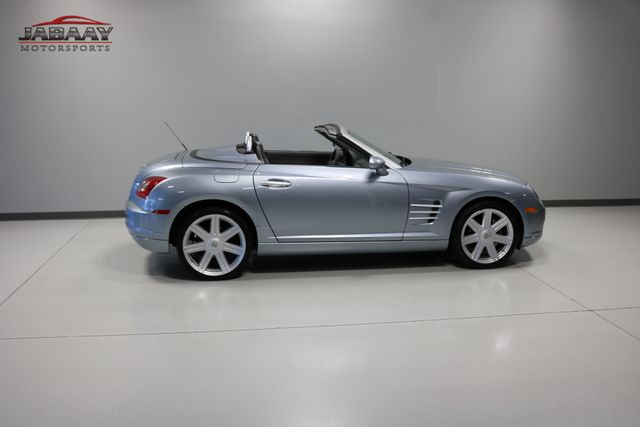 2006 Chrysler Crossfire Limited Merrillville, Indiana 39