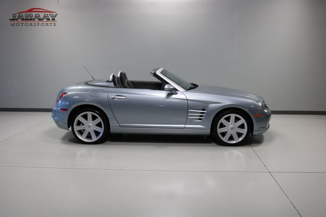 2006 Chrysler Crossfire Limited Merrillville, Indiana 40