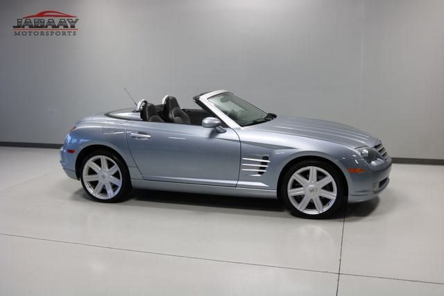 2006 Chrysler Crossfire Limited Merrillville, Indiana 41