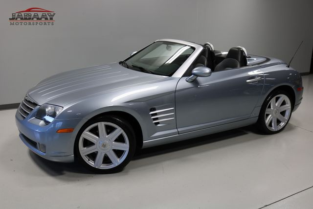 2006 Chrysler Crossfire Limited Merrillville, Indiana 27