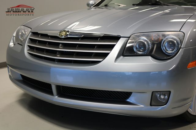 2006 Chrysler Crossfire Limited Merrillville, Indiana 28