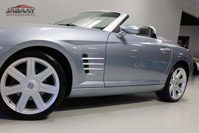 2006 Chrysler Crossfire Limited Merrillville, Indiana 29
