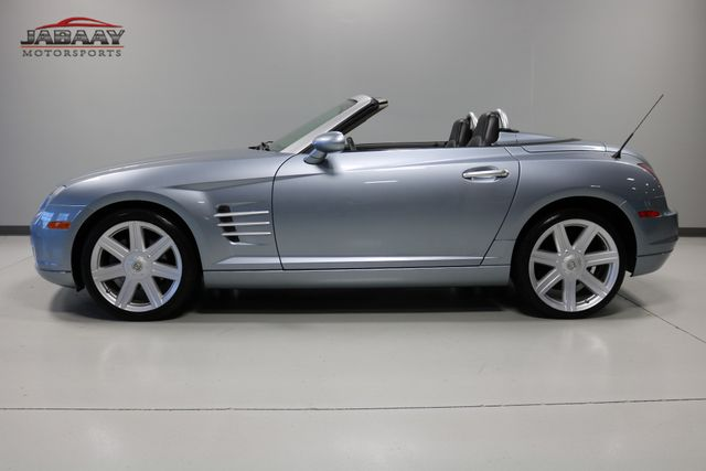2006 Chrysler Crossfire Limited Merrillville, Indiana 1