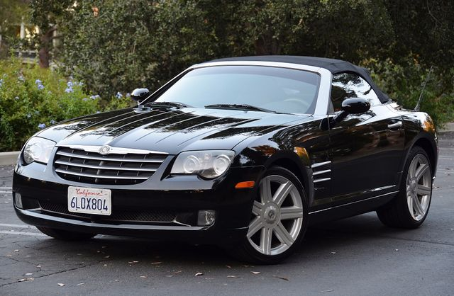 2006 Chrysler Crossfire Limited Reseda, CA 9