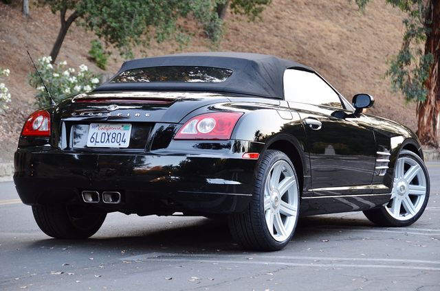 2006 Chrysler Crossfire Limited Reseda, CA 17