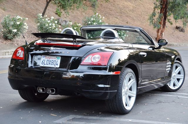2006 Chrysler Crossfire Limited Reseda, CA 20