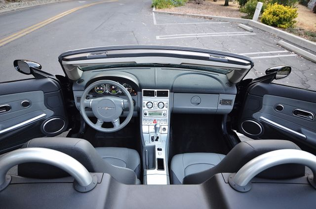 2006 Chrysler Crossfire Limited Reseda, CA 3