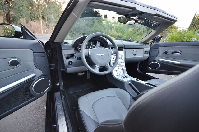 2006 Chrysler Crossfire Limited Reseda, CA 21
