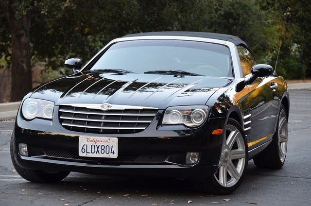 2006 Chrysler Crossfire Limited Reseda, CA 10