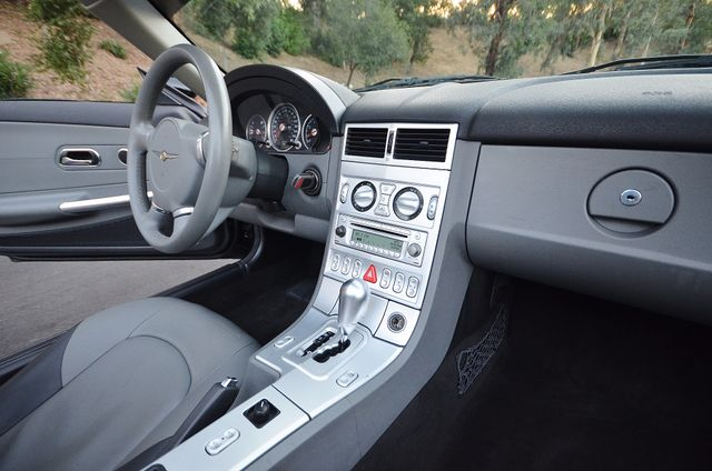 2006 Chrysler Crossfire Limited Reseda, CA 27