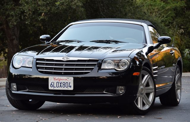 2006 Chrysler Crossfire Limited Reseda, CA 11