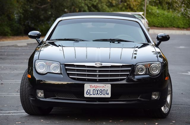 2006 Chrysler Crossfire Limited Reseda, CA 12