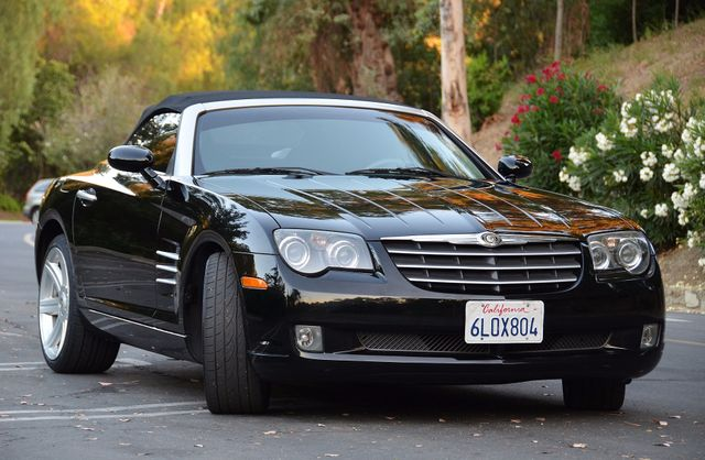 2006 Chrysler Crossfire Limited Reseda, CA 13