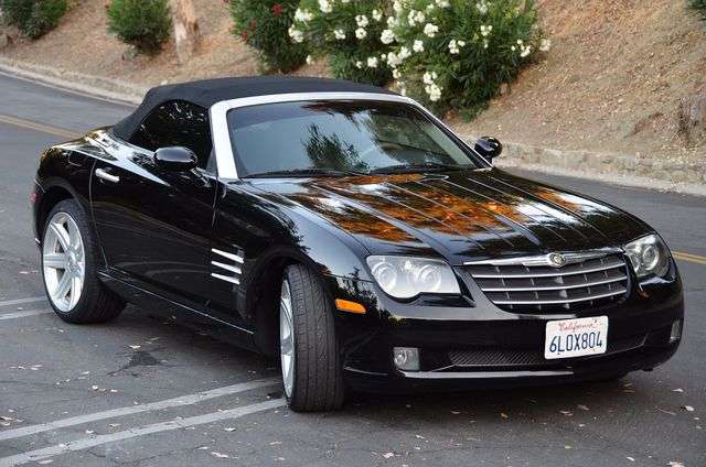 2006 Chrysler Crossfire Limited Reseda, CA 14