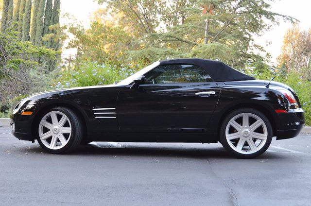 2006 Chrysler Crossfire Limited Reseda, CA 15