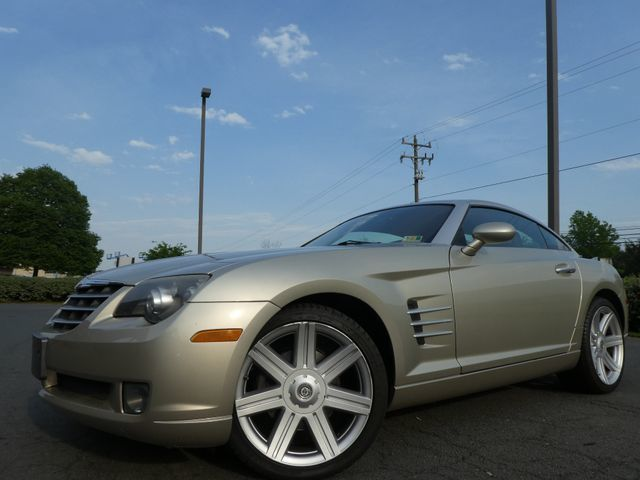 2006 Chrysler Crossfire Limited Sterling, Virginia 0