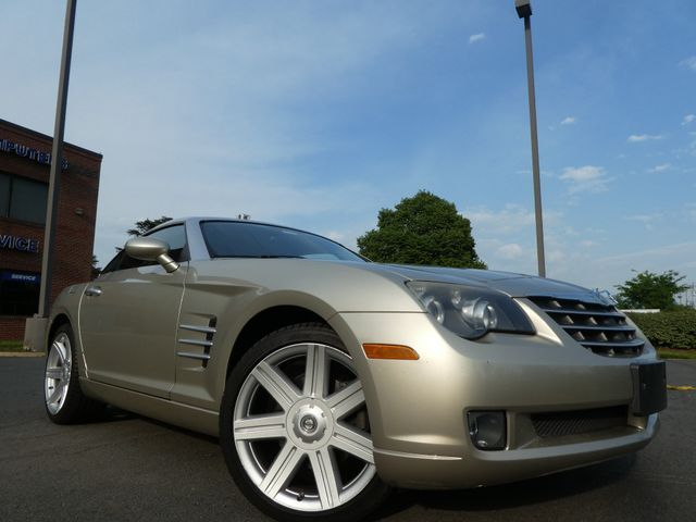 2006 Chrysler Crossfire Limited Sterling, Virginia 1