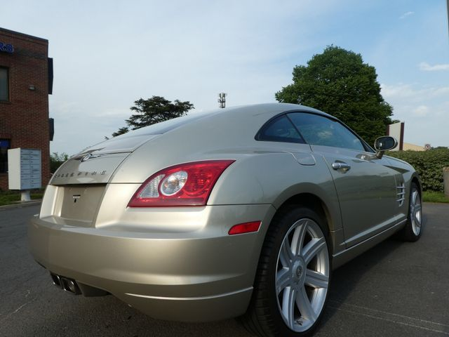 2006 Chrysler Crossfire Limited Sterling, Virginia 2